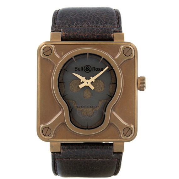 Bell&Ross Skull Bronze Limited Edition - Mondani Web