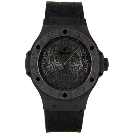 Hublot Big Bang Calavera Limited Edition - Mondani Web