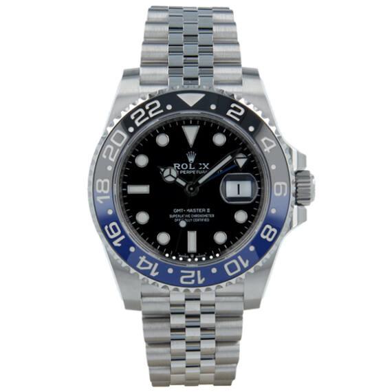 Rolex GMT-Master II 126710 BLNR - Mondani Web