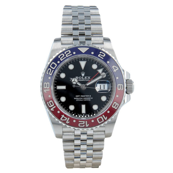Rolex GMT-Master II 126710BLRO - Mondani Web
