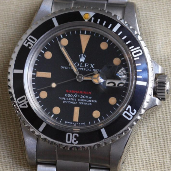 Rolex Submariner - Mondani Web