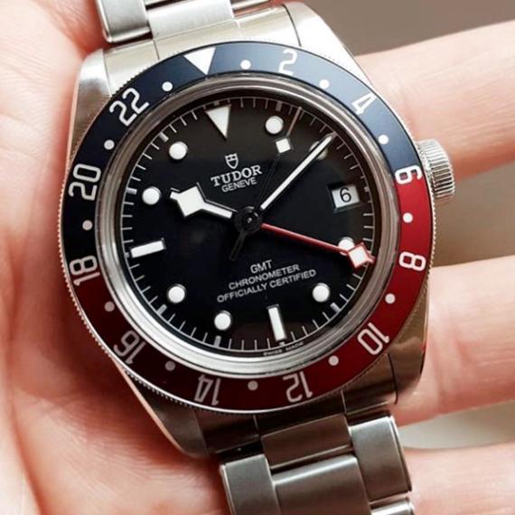 Tudor GMT Ref. 79830RB - Mondani Web