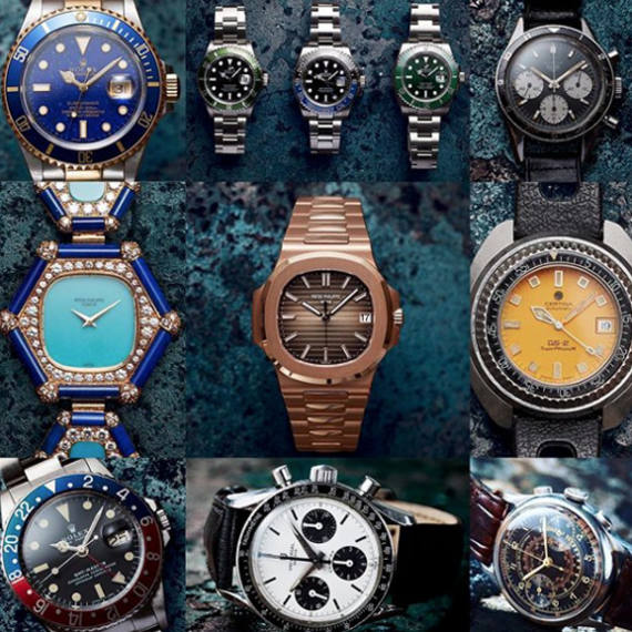 Important watches auction results by Kaplans Auktioner partner of Mondani Web | November 17