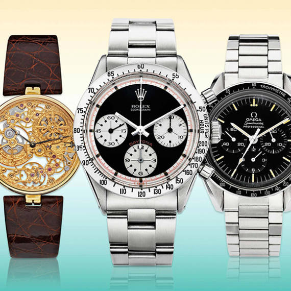 Watches Online: Summer Series - Part II by Christie's Watches