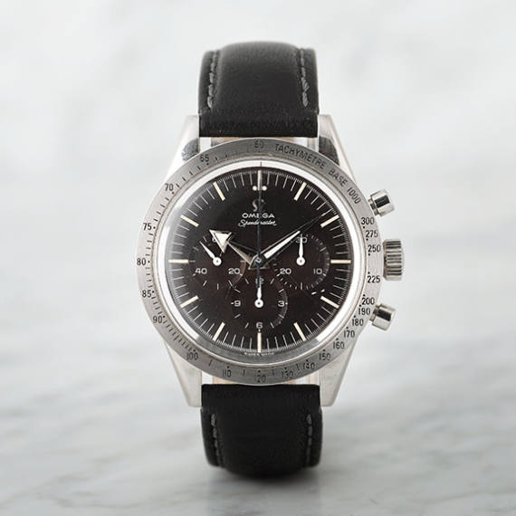 Omega Speedmaster up for sale at Bukwoskis Important Timepieces partner of Mondani Web | October 25