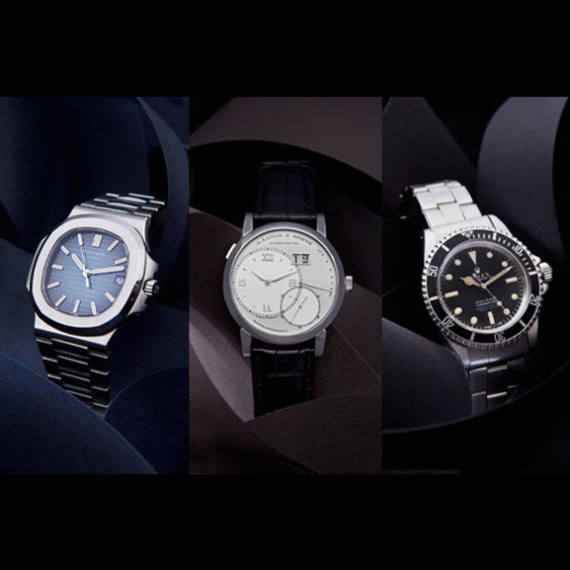 Watches Online: Fallinf for Time by Christie's Watches