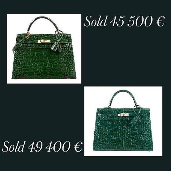 Hermès Winter Collection Auction Results by Artcurial - MondaniWeb