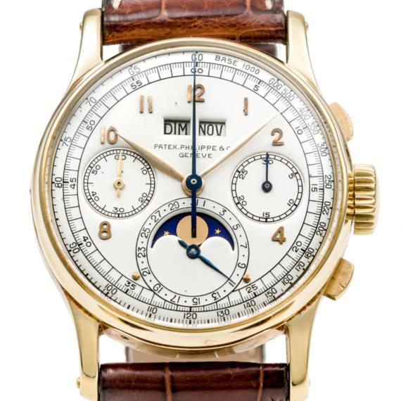 Antiquorum Important Modern & Vintage Timepieces | 11 November | Mondani Web - Mondani Web - Mondani Web