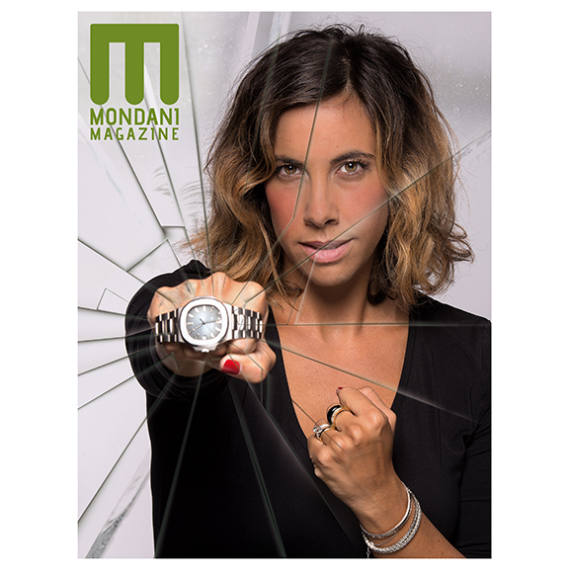 The Mondani Magazine will be officially presented at Baselworld 2018 and after that