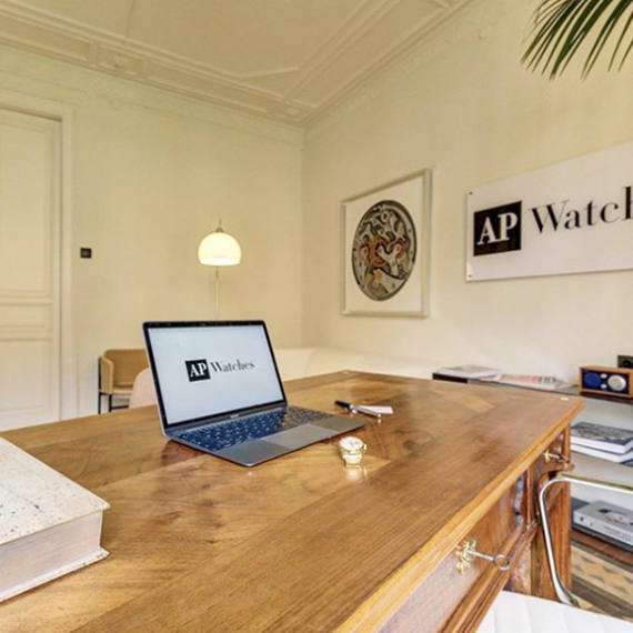 AP Watches opens a new office in Barcelona | Trusted dealer of Mondani Web - Mondani Web