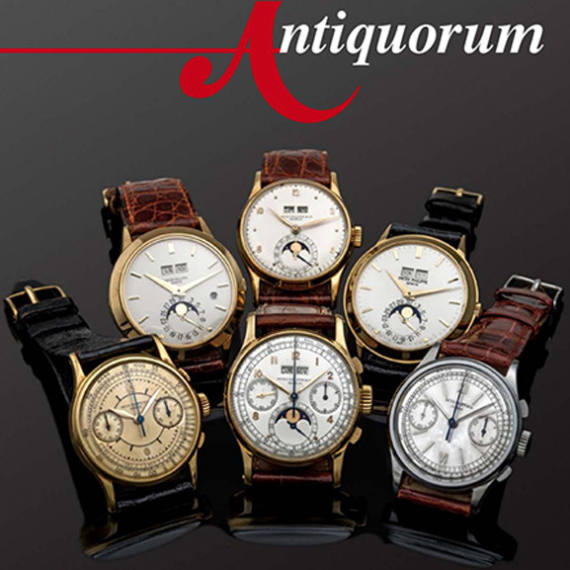 Important Modern & Vintage Timepieces by Antiquorum Auctioneer partner of Mondani Web | Geneva