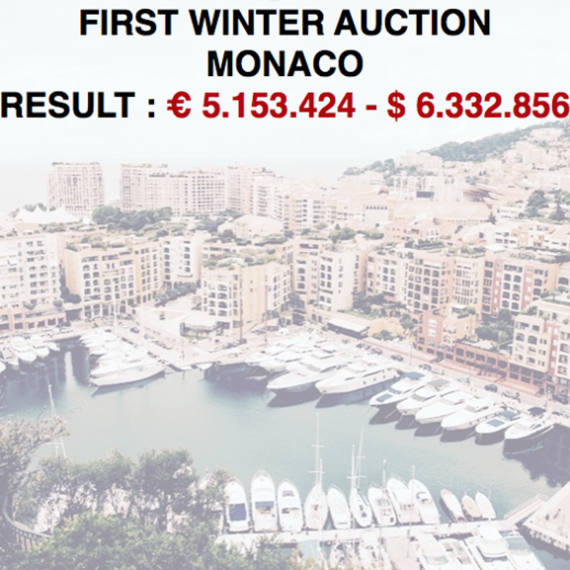 First Winter Auction Results by Antiquorum Auctioneer partner of Mondani Web - Mondani Web
