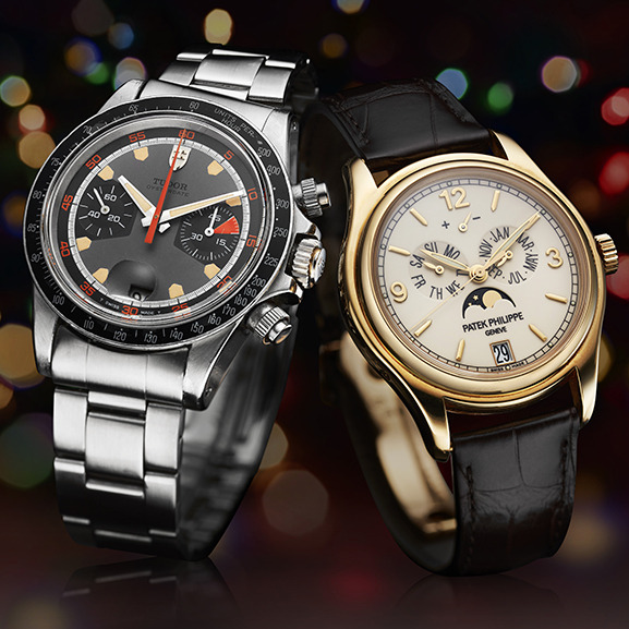 Christie's Watches Online: Winter Holiday Sale - MondaniWeb