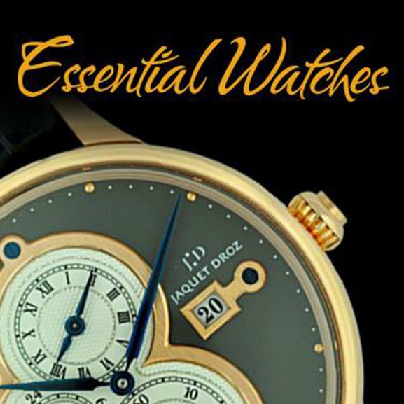 Essential Watches - MondaniWeb
