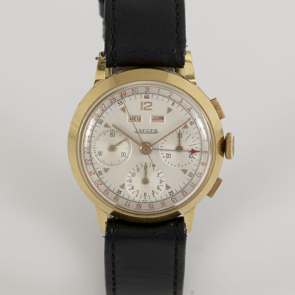 ecc658dd23a Montres à Complications  Triple Calendrier   Chronograph Auction by Cornette  de Saint Cyr
