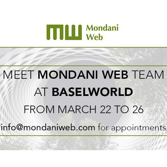 Meet Mondani at Baselworld - MondaniWeb