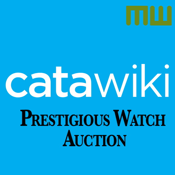 Catawiki Prestigious Watch Auction - MondaniWeb