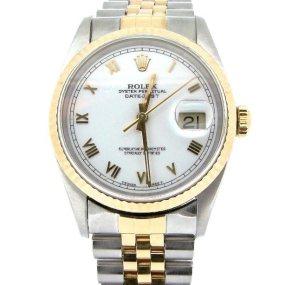 Rolex Datejust Watch Ref. 16233 - Mondani Web