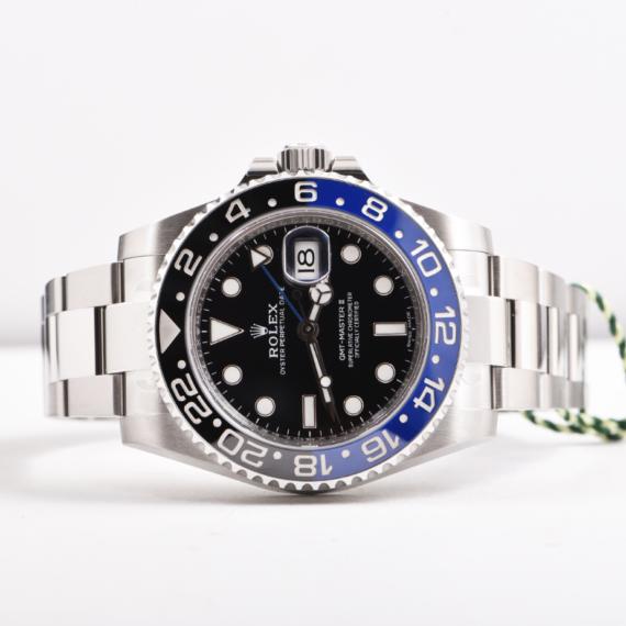 Rolex GMT-Master Ref. 116710BLNR - Mondani Web