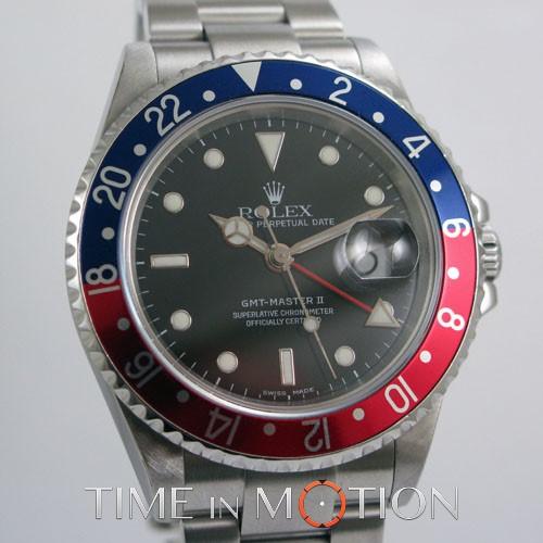 Rolex GMT-Mater II Ref. 16710 - Mondani Web