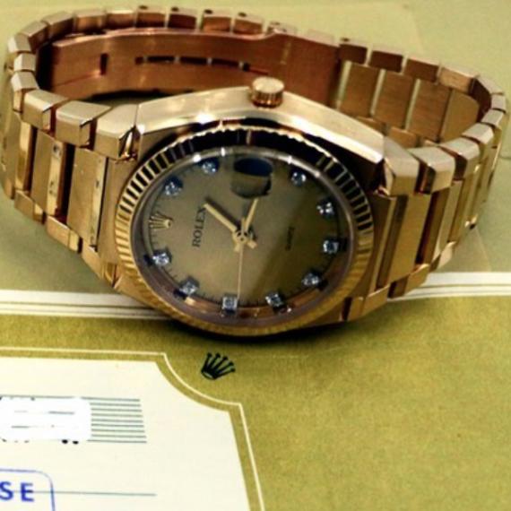 Rolex Ref. 5100 - Mondani Web