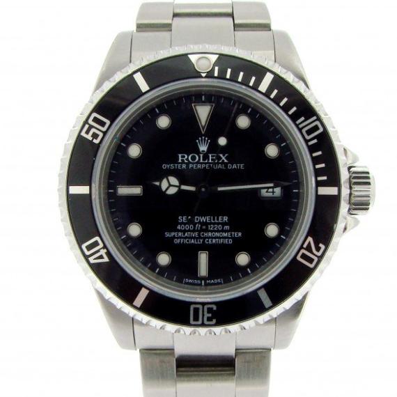Rolex Sea-Dweller Ref. 16600 - Mondani Web