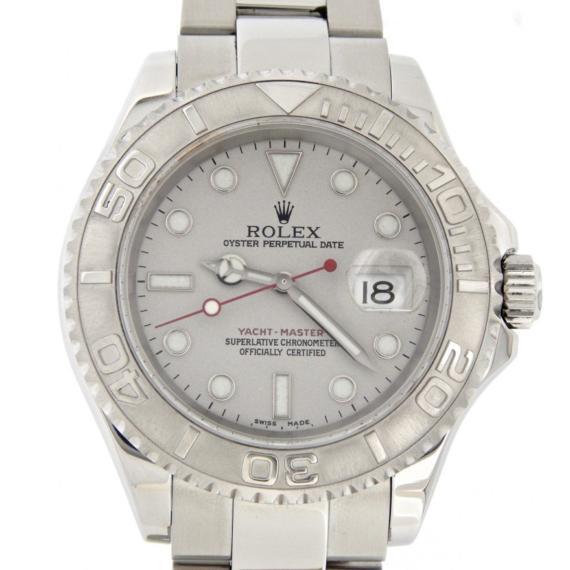 Rolex Yacht-Master Date Watch model Ref. 16622 - Mondani Web