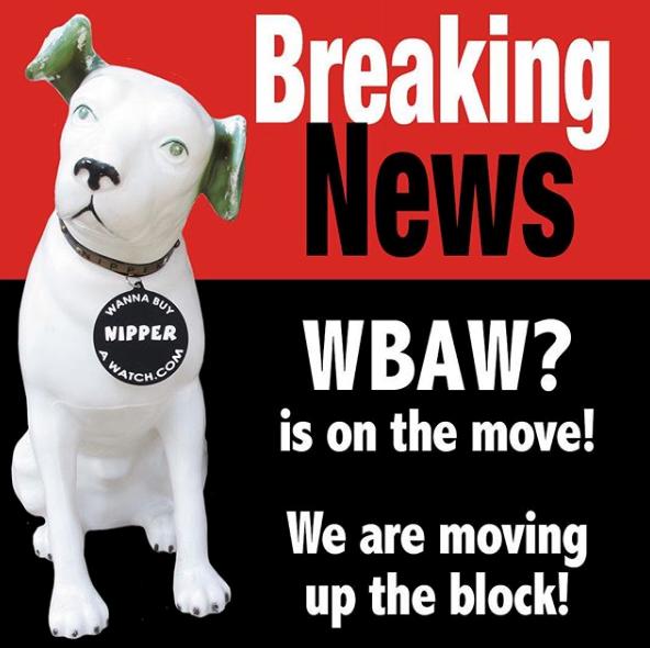 Breaking News: WBAW? is on the move! - MondaniWeb