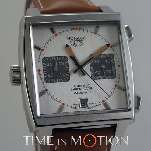 TAG Heuer CAL11 Re-edition Ref. CAW2110-0 - Mondani Web