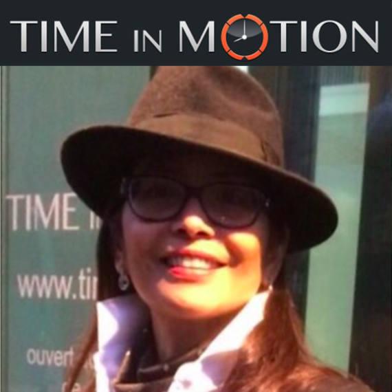Time in Motion - Mondani Web