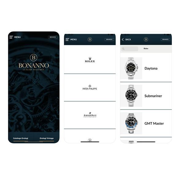 Bonanno launches a new website and a new app - MondaniWeb