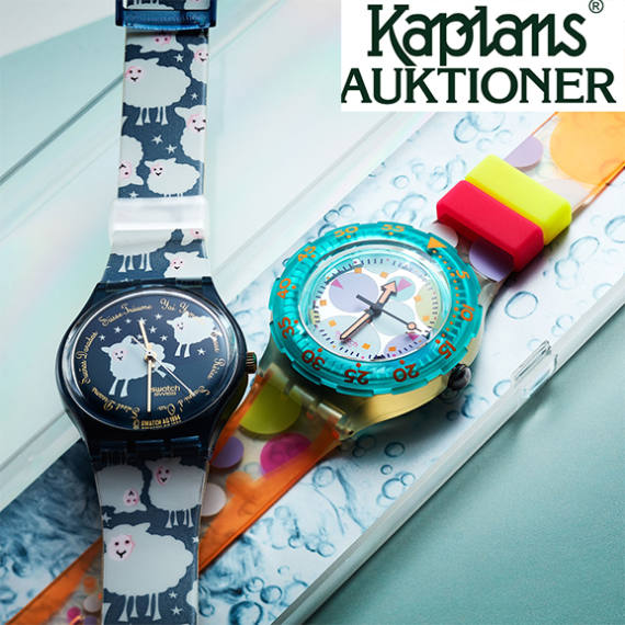 Kaplans Auktioner upcoming auctions of watches in March 2018 | Follow the event at Mondani Web - Mondani Web