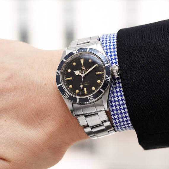 Watches Online: Play with Time by Christie's Watches