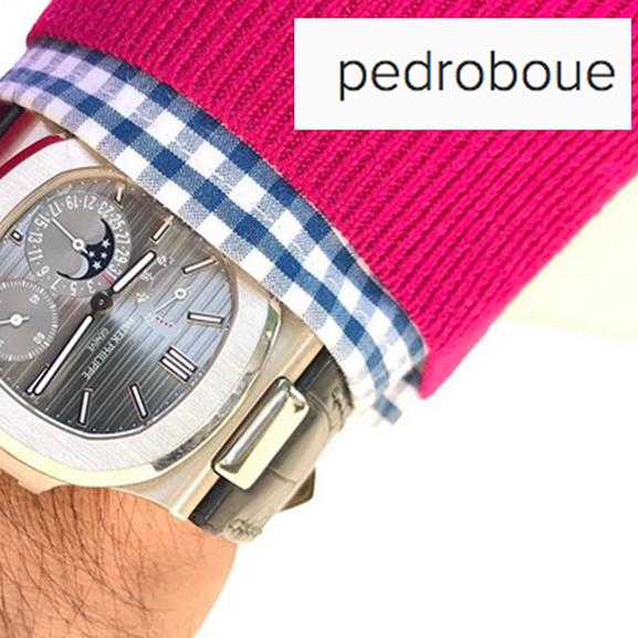 Pedro Boué - MondaniWeb