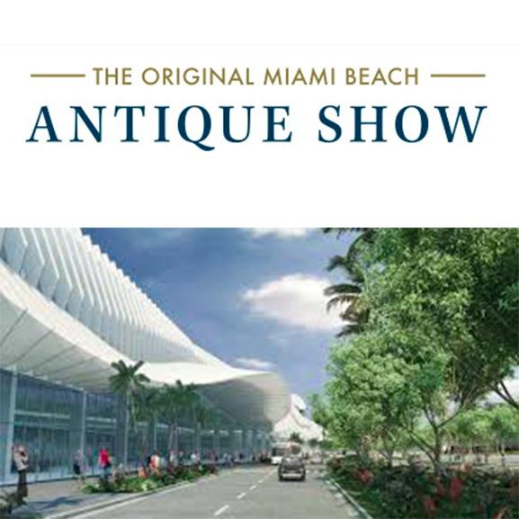 The Miami Beach Antique Show is back to Miami Beach Convention Center - MondaniWeb