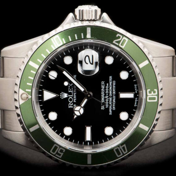 Rolex Submariner Ref. 16610LV - Mondani Web