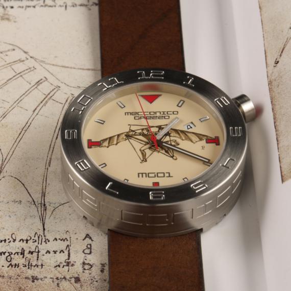 MG01 Da Vinci – Deltaplano - Mondani Web