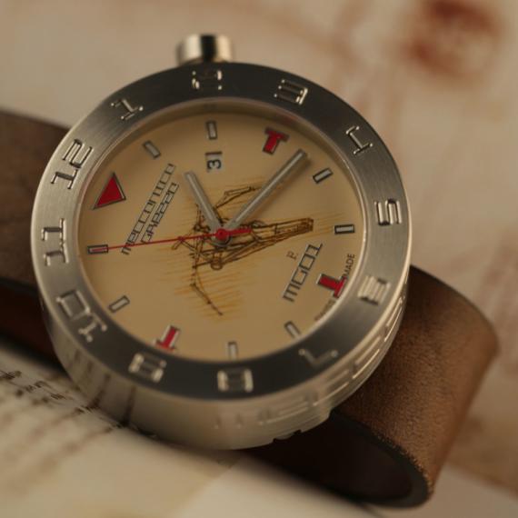 MG01 Da Vinci – Aliante - Mondani Web