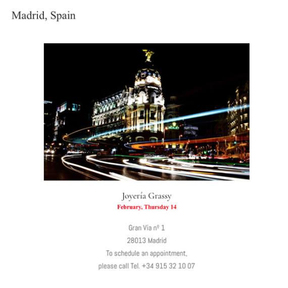 Madrid, Spain - Mondani Web