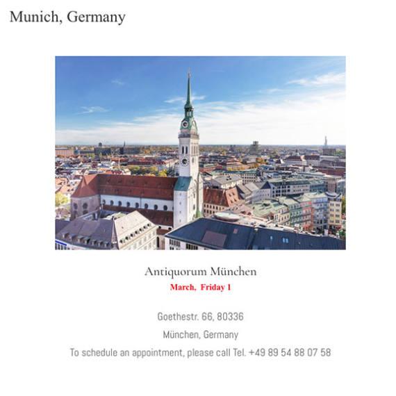Munich, Germany - Mondani Web