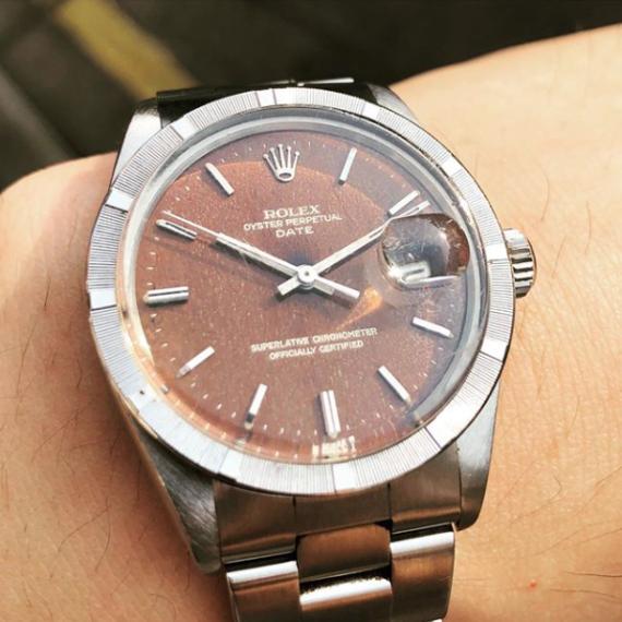Rolex Date Ref. 1501 - Mondani Web