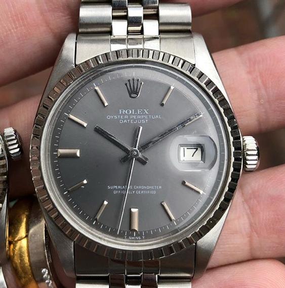 Rolex Datejust Ref.1601 - Mondani Web