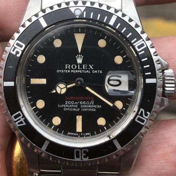 Rolex Submariner Ref. 1680 - Mondani Web