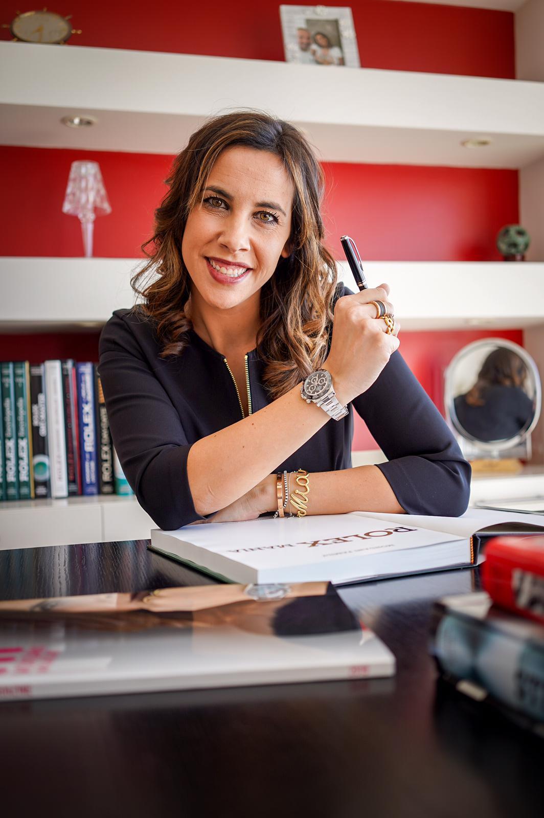 Giorgia Mondani's book signing at Baselworld 2019! - MondaniWeb
