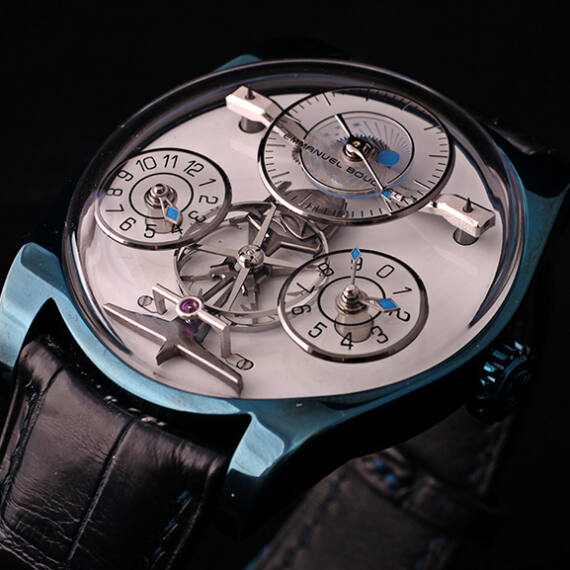 Emmanuel Bouchet Complication One - Mondani Web