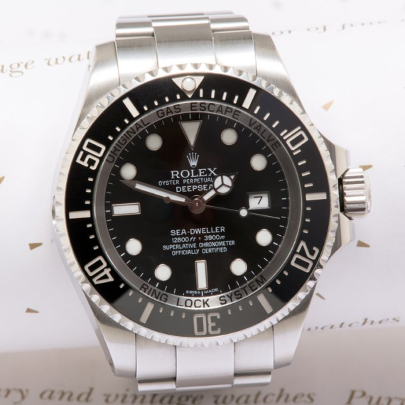 Rolex Sea-Dweller Deepsea Ref. 116660 - Mondani Web