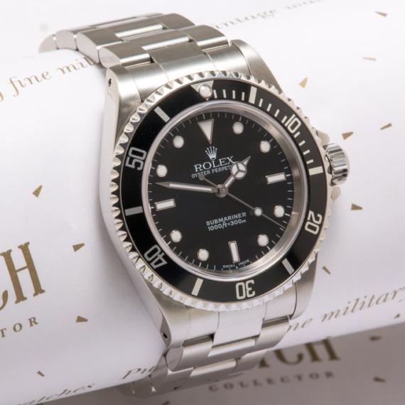 Rolex Submariner Ref. 14060 - Mondani Web