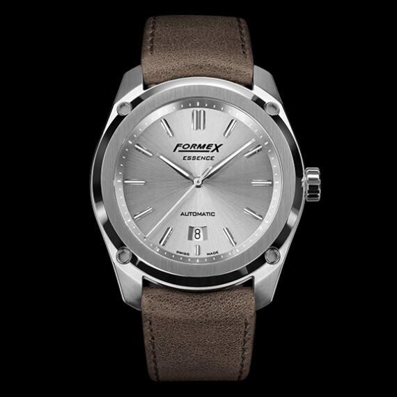 Formex Essence Automatic Silver - Mondani Web