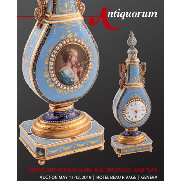 Important Modern & Vintage Timepieces and Pens Geneva Auction | Antiquorum - MondaniWeb