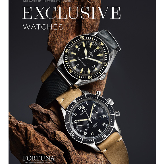 Exclusive Watches Auction by Fortuna - MondaniWeb